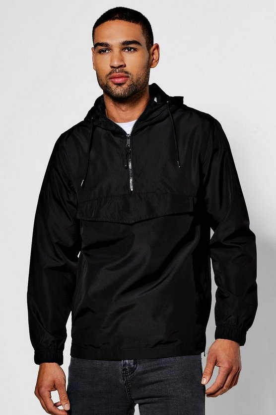 Lightweight Over the Head Hooded Cagoule
