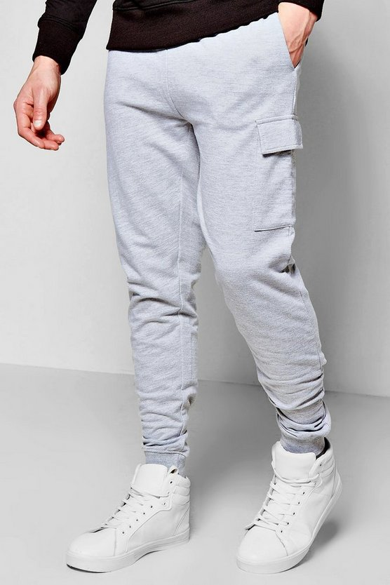 Skinny Fit Cargo Jogger