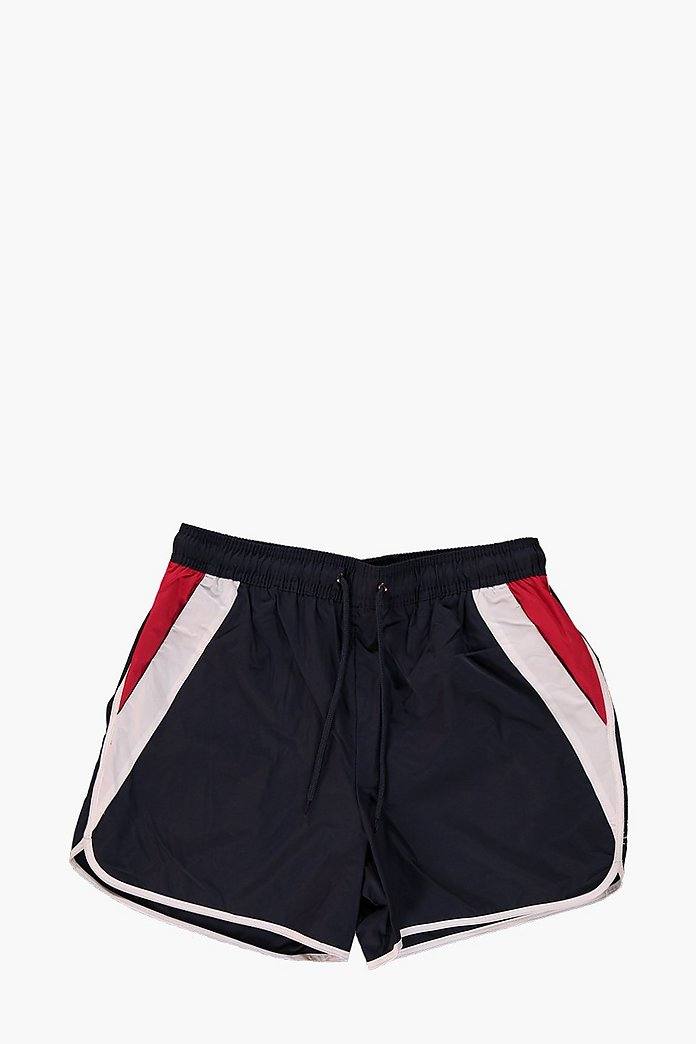 Retro Runner Swim Shorts