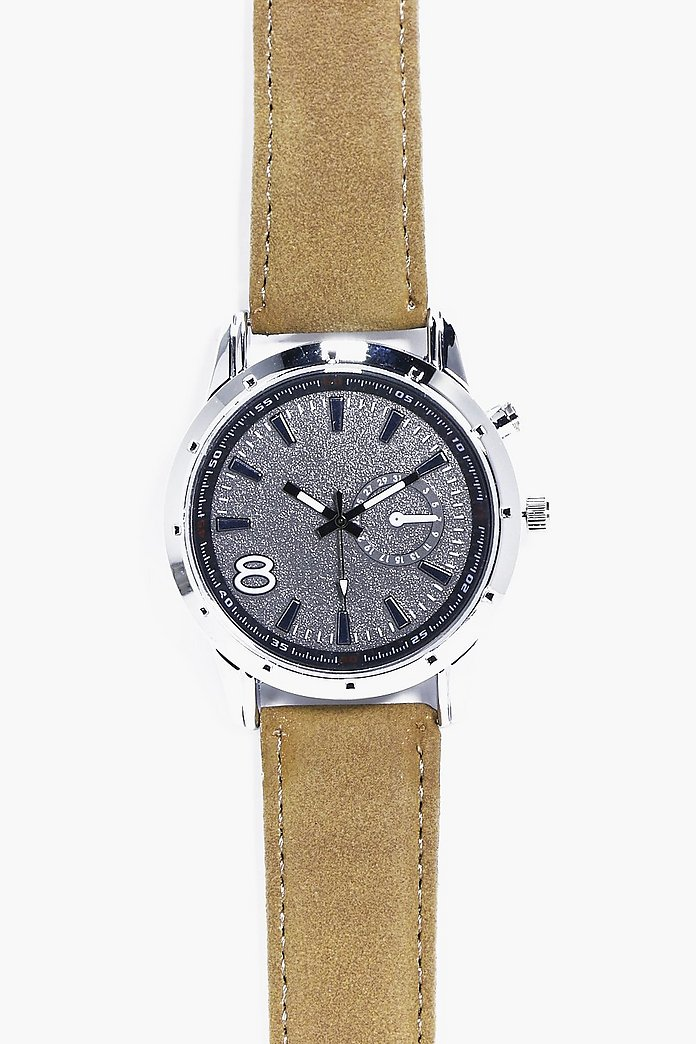 Multiface Oversize Watch