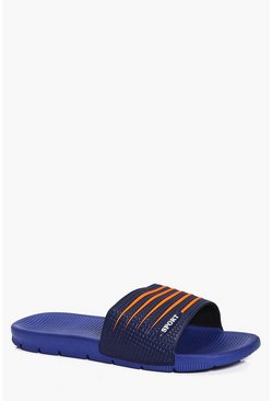Stripe Pool Sliders