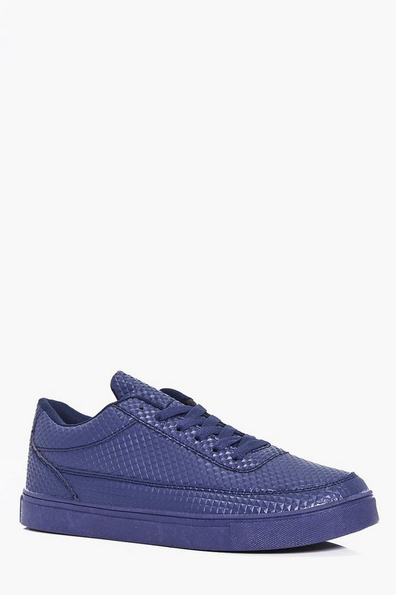 Textured Trainers