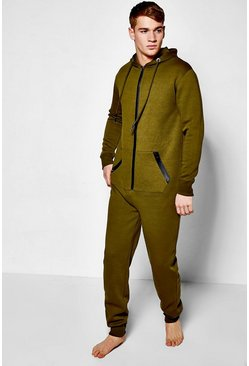Technical Zip Hooded Oneise