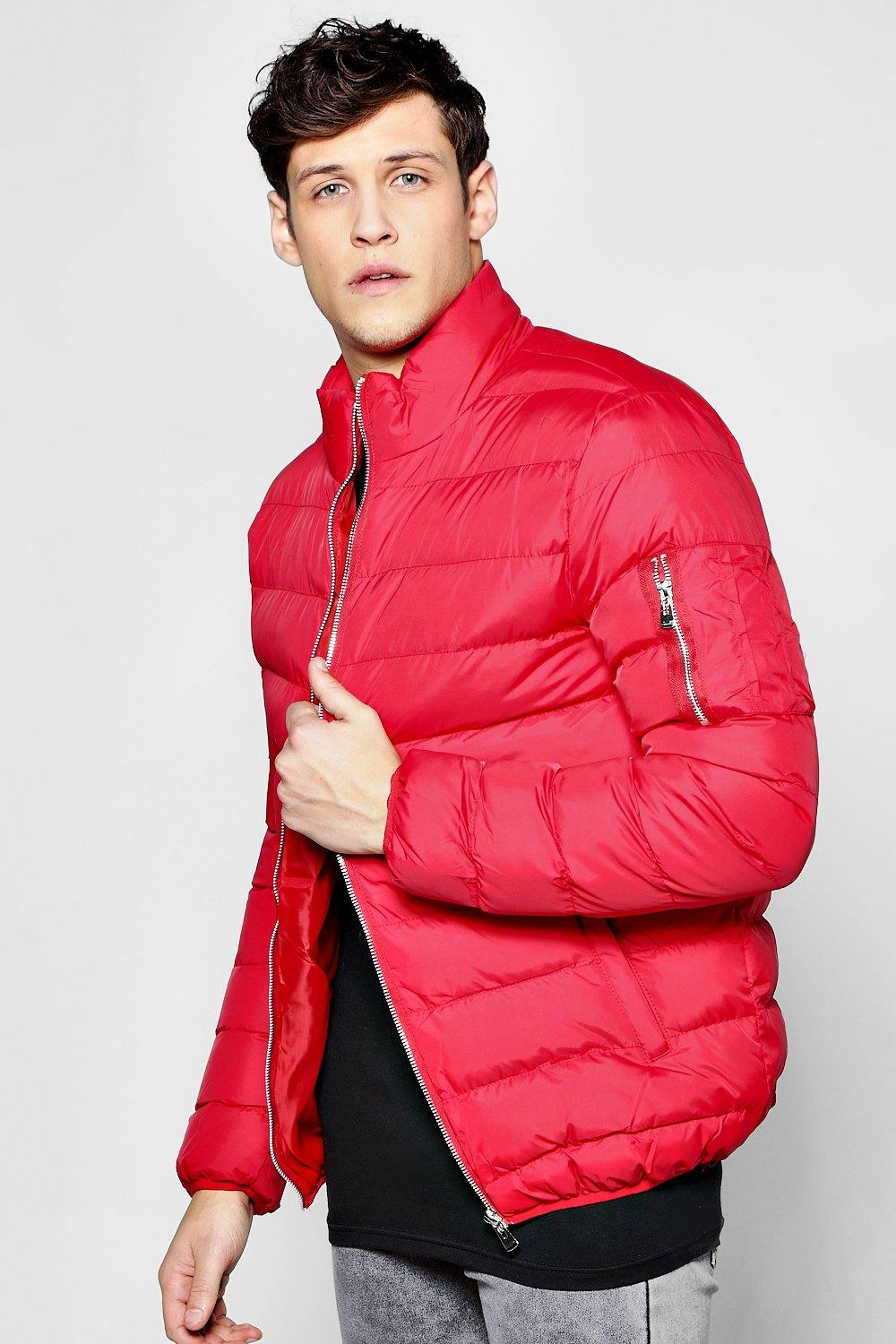 Product photo of Ma1 jacket red