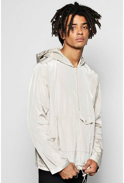 Over the Head Utility Cagoule