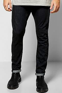 Slim Fit Dark Blue Jeans