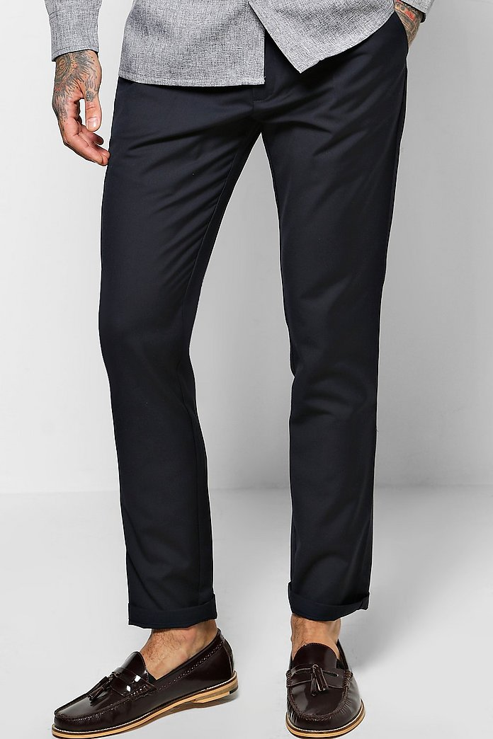 Skinny Fit Tailored Trouser