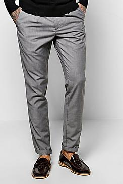 Skinny Fit Tailored Trousers