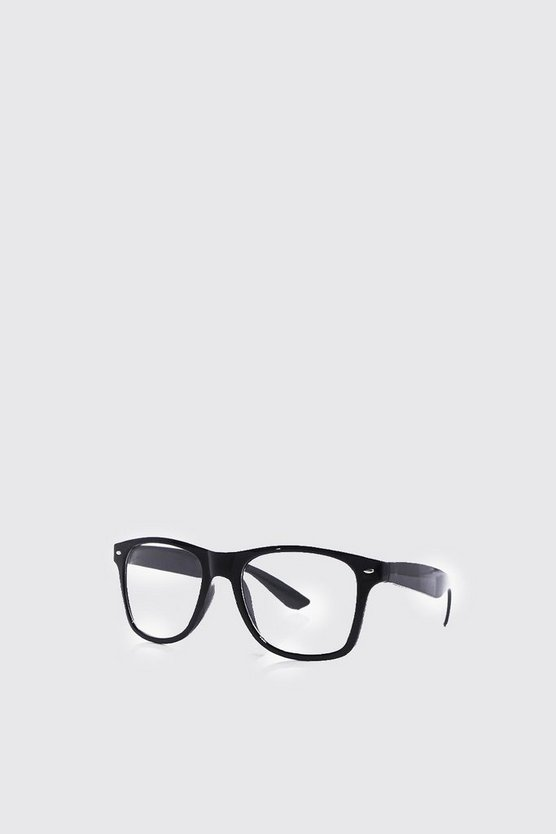 Wayfarer Geek Glasses