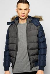 Mens Coats &amp Jackets | Shop Coats For Men | boohooMAN