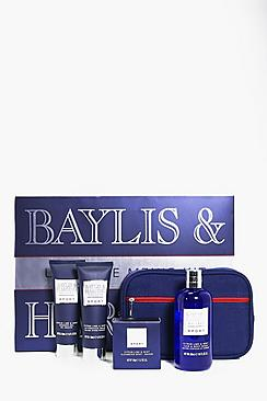 B & H Citrus And Lime Gift Bag