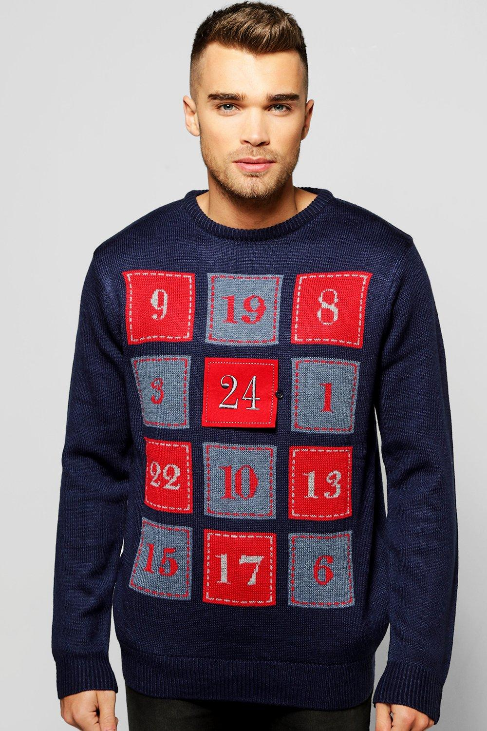 Christmas Advent Jumper