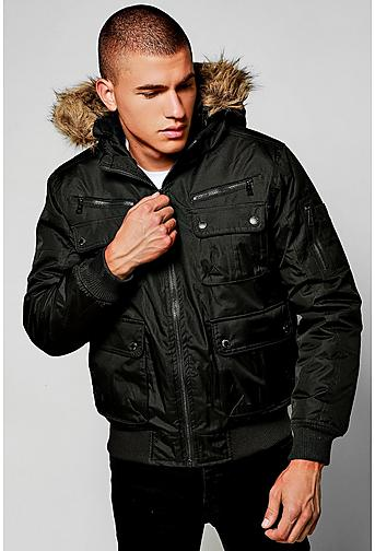 Mens Sale Coats &amp Jackets - Mens Clearance Coats &amp Jackets - boohooMAN