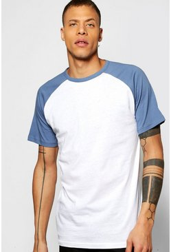 Short Sleeve Raglan T Shirt