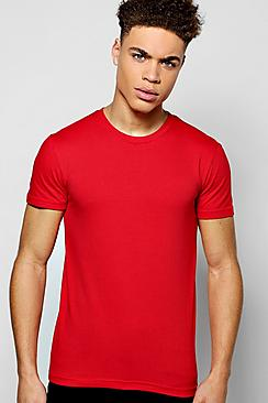 Muscle Fit T Shirt