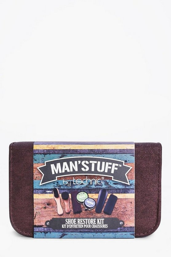 Man Stuff Shoe Restore Kit