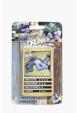 Top Drink Card Game