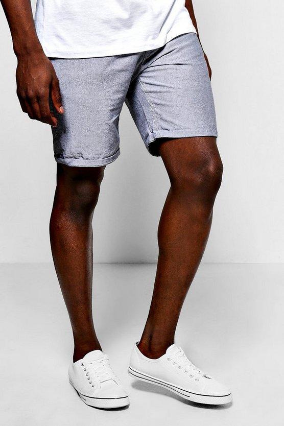 Smart Cotton Shorts