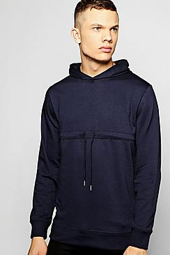 OTH Hoodie With Drawcord