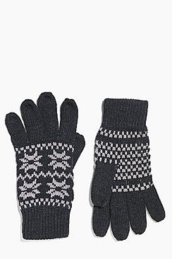 Fairilse Snowflake Gloves