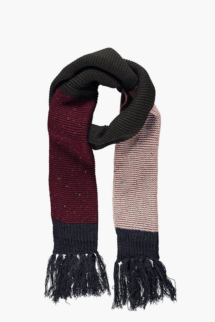 Nepp Colour Block Scarf