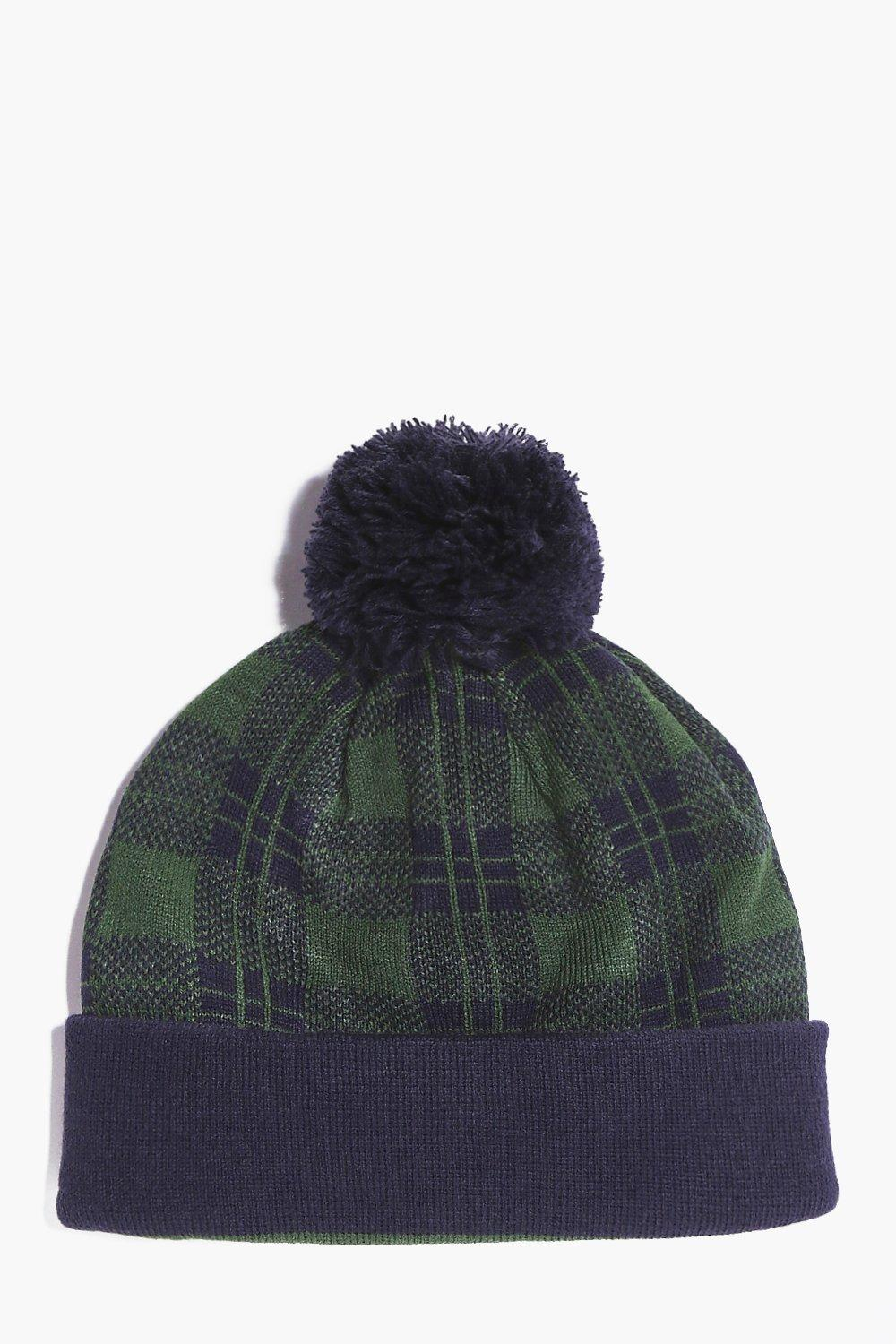 Product photo of Bobble hat green