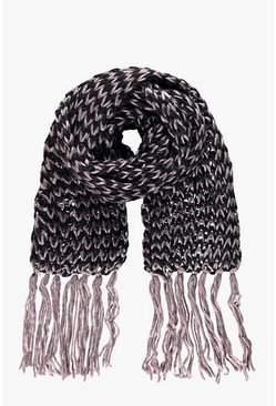 Knitted Scarf