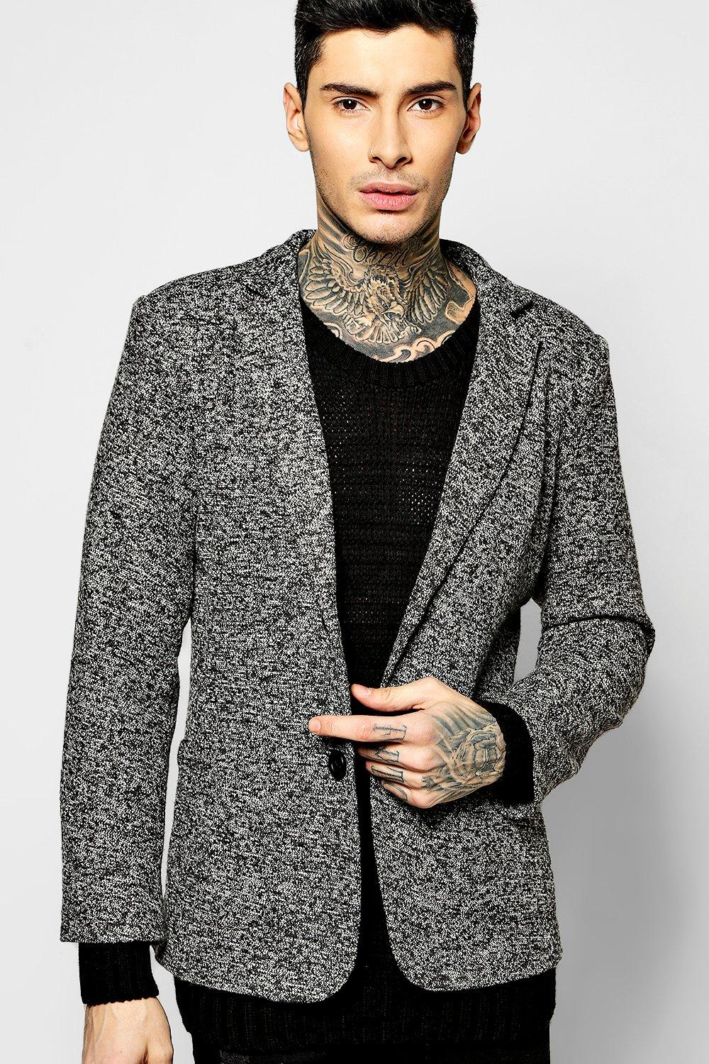 Single Breasted Smart Blazer