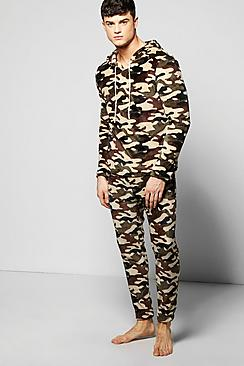 Camo 2 Piece Lounge Set