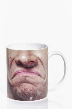 Funny Faces Mug