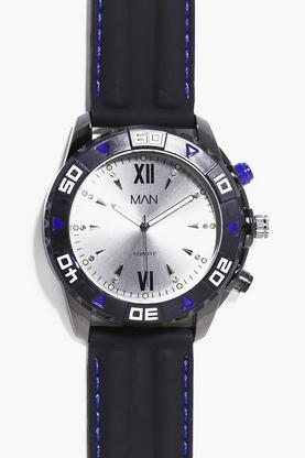 Circular Oversized Sports Watch