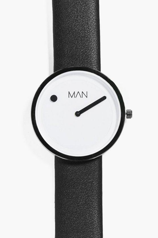 Minimalist PU Watch