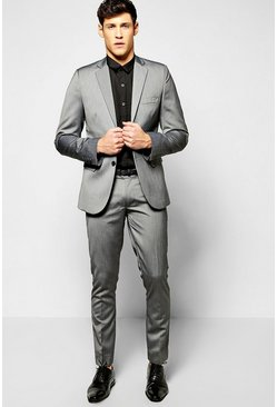 Skinny Fit Suit Trousers