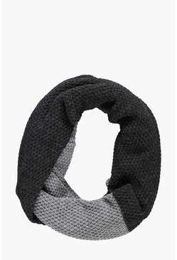 Half and Half Snood