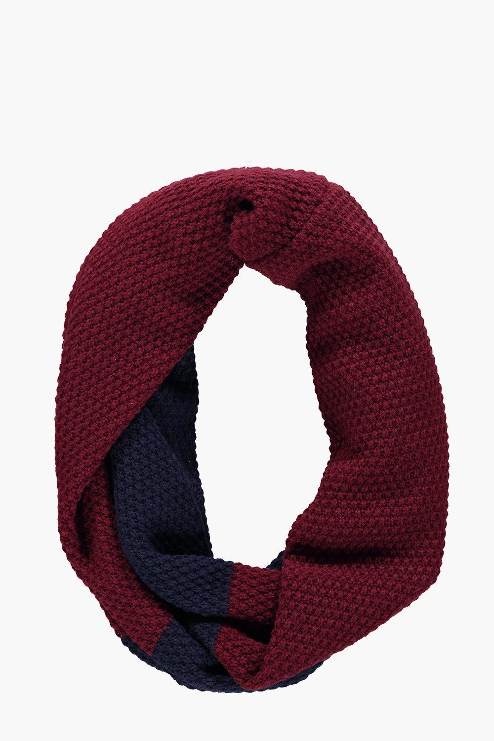 Product photo of And snood navy