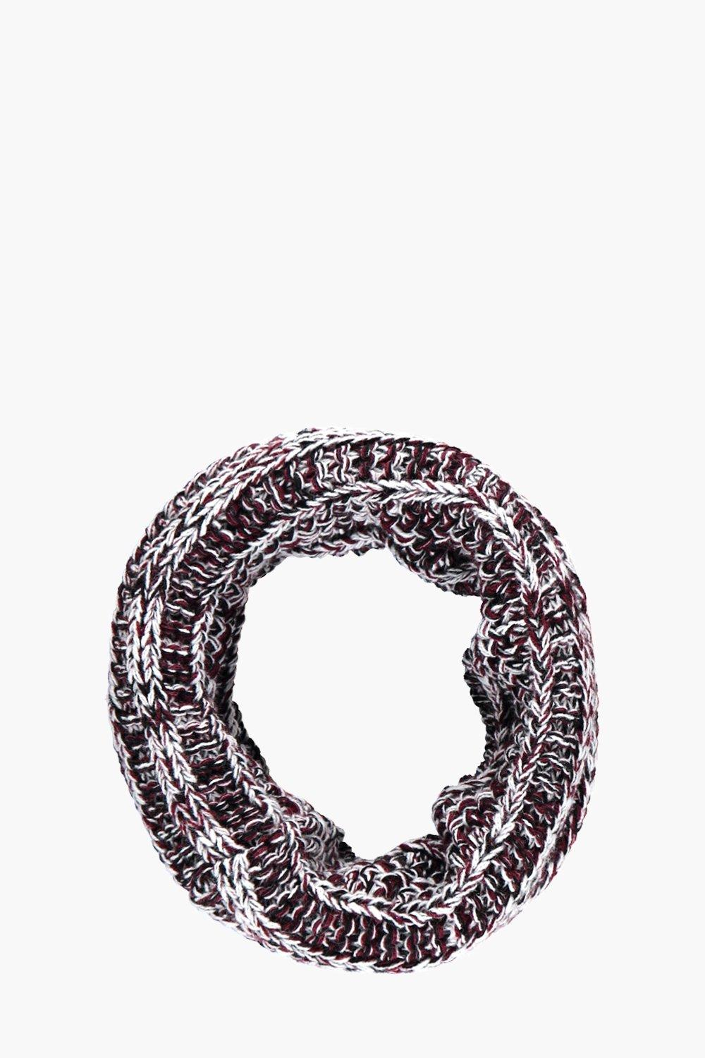 Ribbed Mark Snood