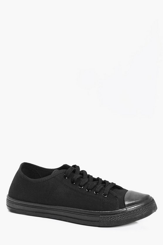 Canvas Plimsolls
