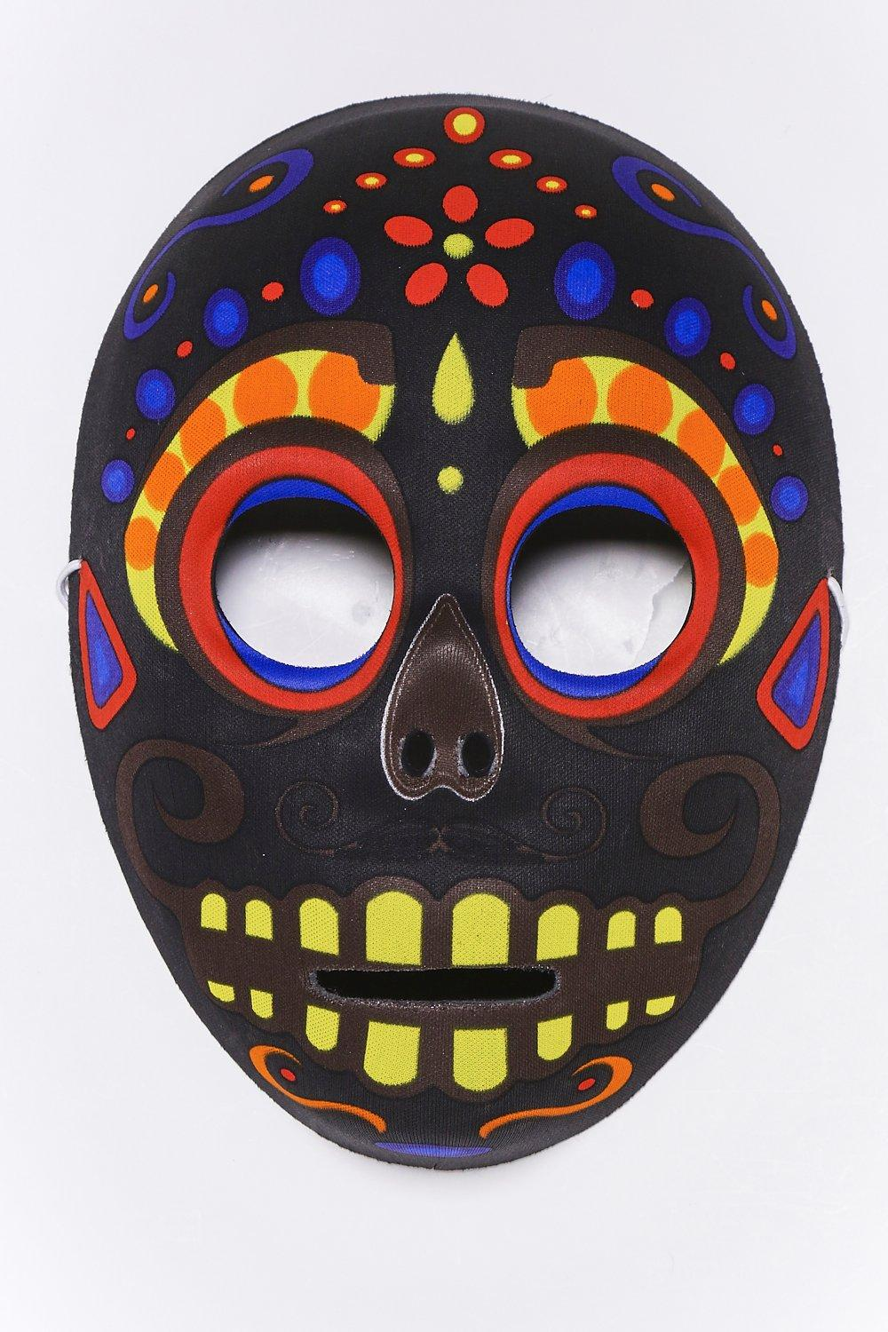 Halloween Day Of The Dead Mask