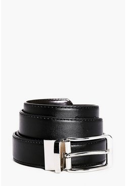 Reversible Shiny Belt