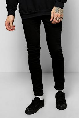 Spray On Skinny Stretch Jeans