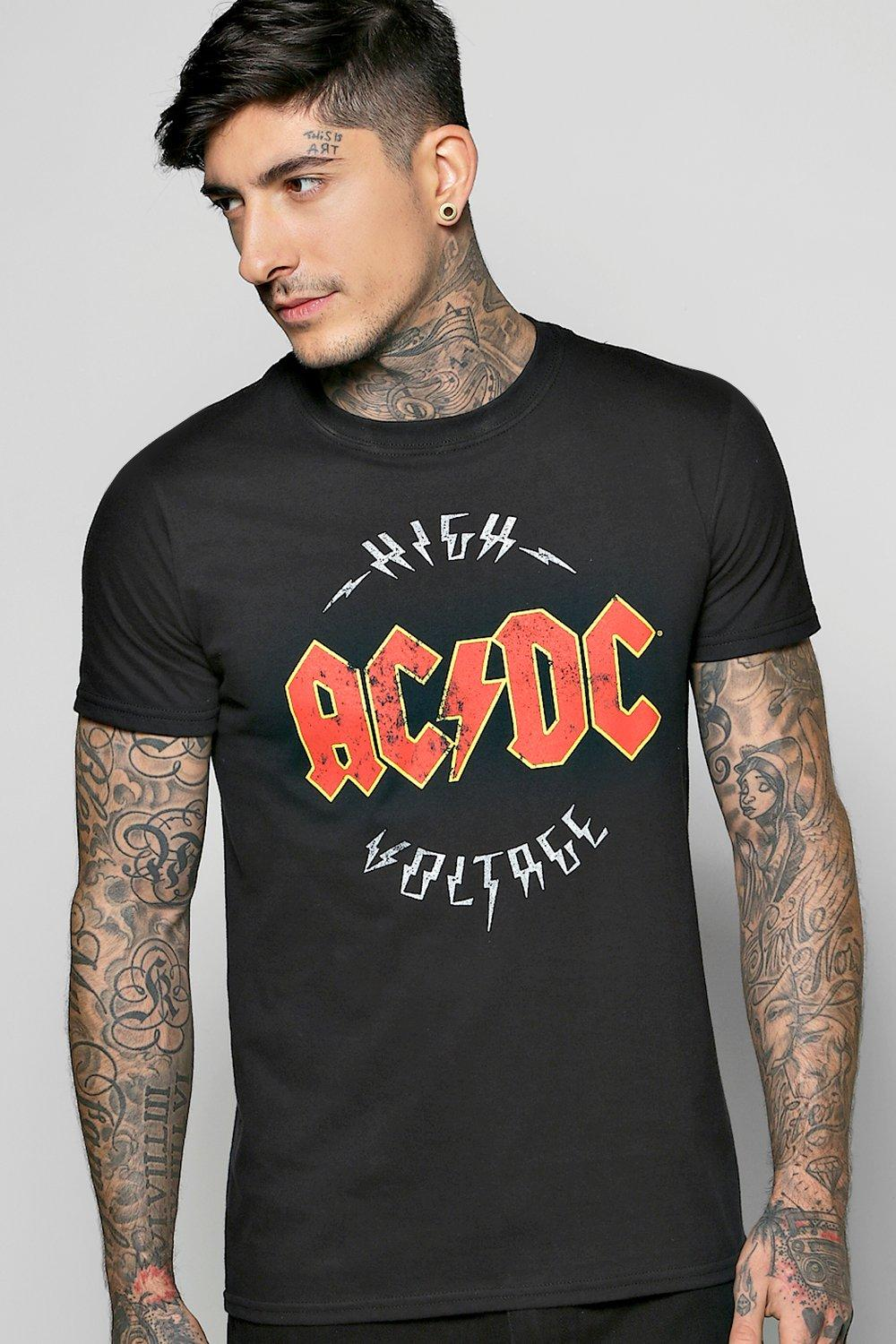 ACDC License T-Shirt