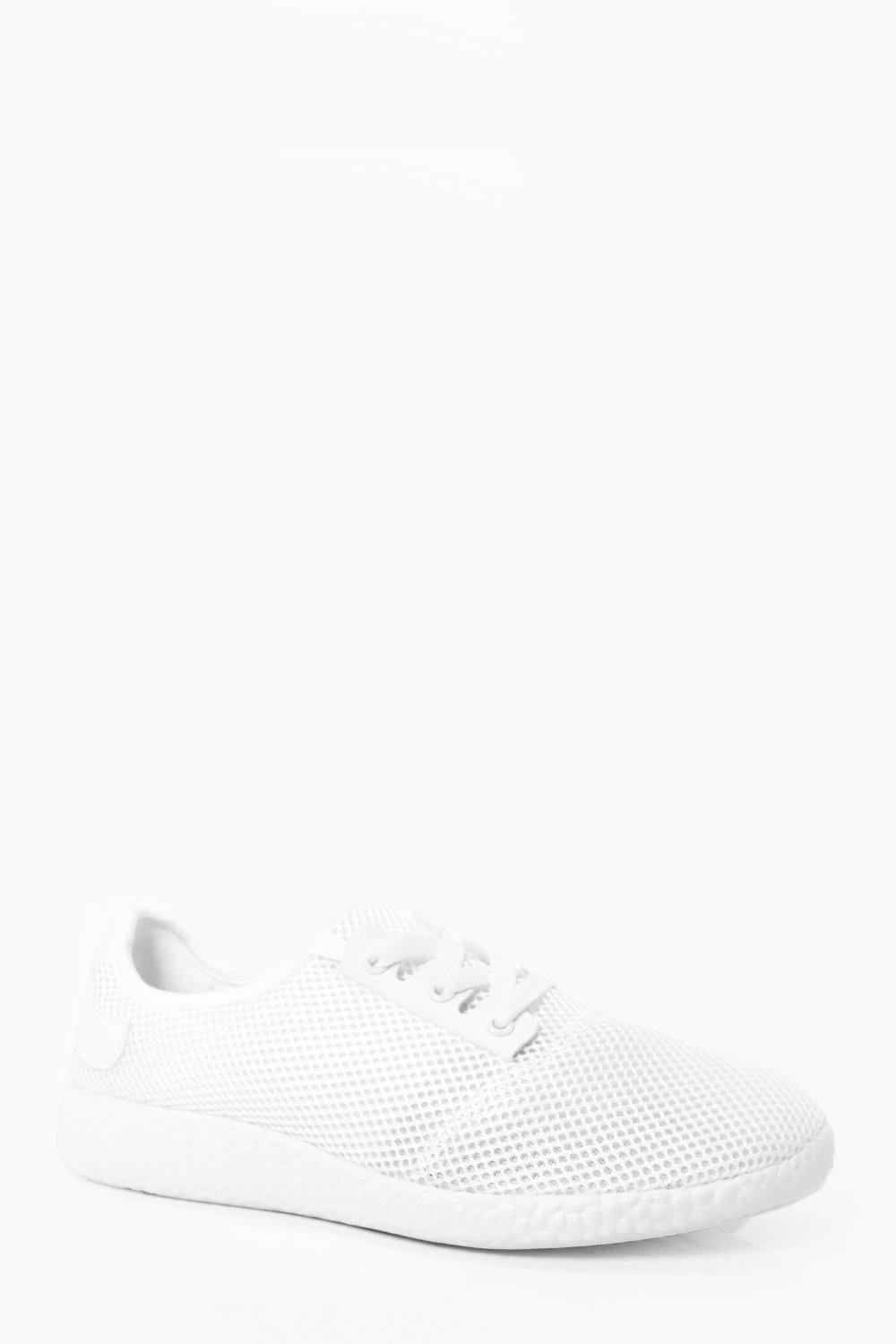Product photo of Running trainers white