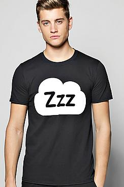 ZZZ Cloud Short Sleeve T-Shirt