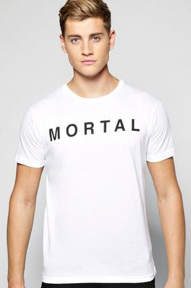 Mortal Short Sleeve T-Shirt