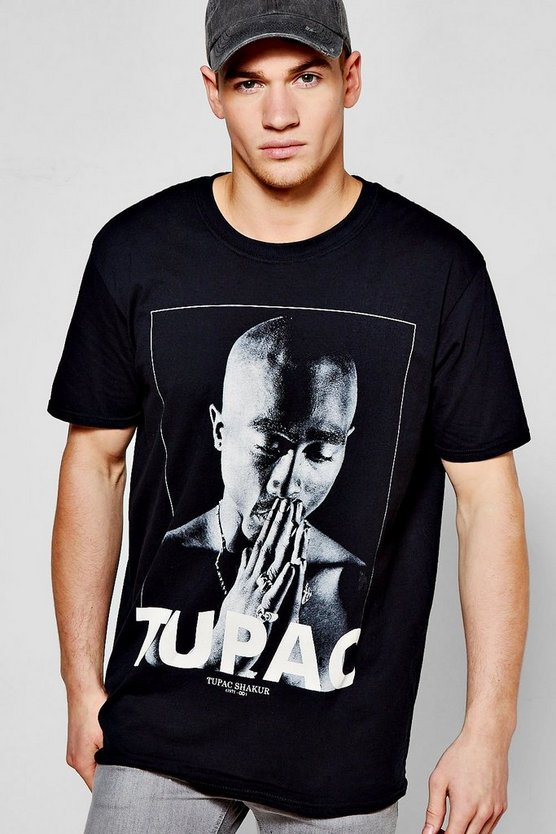 2Pac License T-Shirt