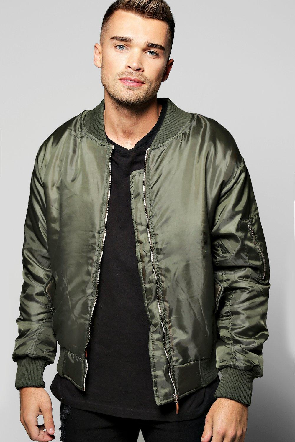 MA1 Padded Bomber Jacket