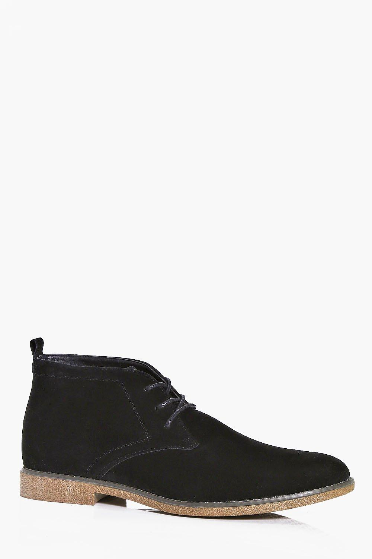 Suedette Desert Boots