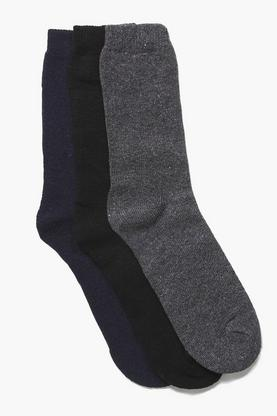 3 Pack Thermal Boot Socks