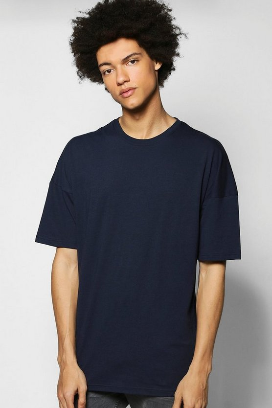 Oversized Drop Shoulder T-Shirt
