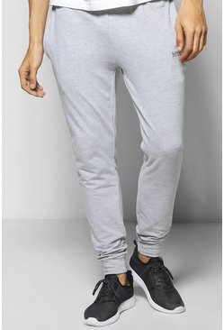 Skinny Fit Joggers With Logo (Musclefit)